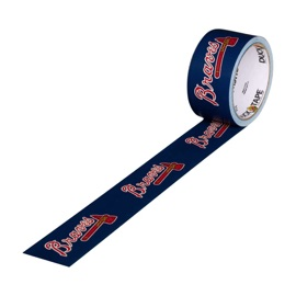 Atlanta Braves Duct Tape