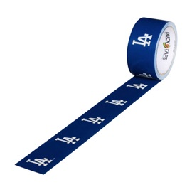 Los Angeles Dodgers Duct Tape