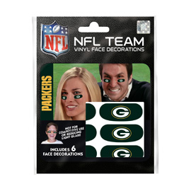 Green Bay Packers Eye Black Strips