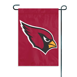 Arizona Cardinals Garden / Window Flag