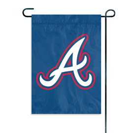 Atlanta Braves Garden / Window Flag