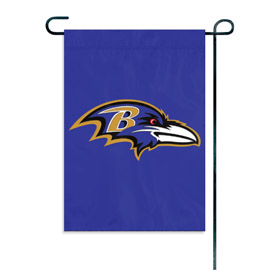 Baltimore Ravens Garden / Window Flag