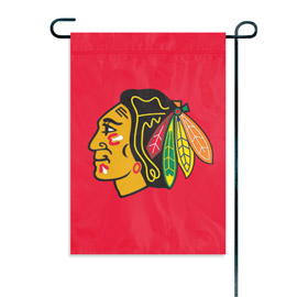Chicago Blackhawks Garden / Window Flag