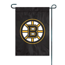 Boston Bruins Premium Garden Flag