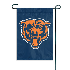 Chicago Bears Garden / Window Flag