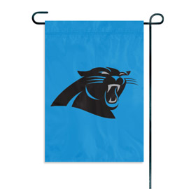 Carolina Panthers Garden / Window Flag