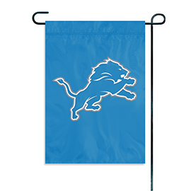 Detroit Lions Garden / Window Flag