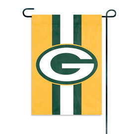 Green Bay Packers Garden / Window Flag