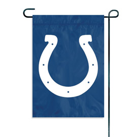 Indianapolis Colts Garden / Window Flag