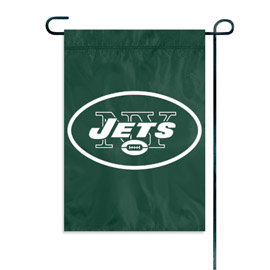 New York Jets Premium Garden Flag