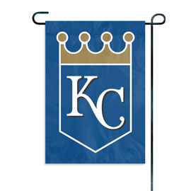 Kansas City Royals Garden / Window Flag