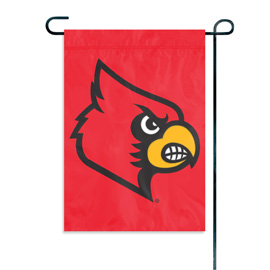 Louisville Cardinals Garden / Window Flag