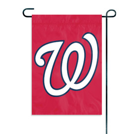 Washington Nationals Garden / Window Flag