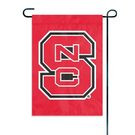 North Carolina State Wolfpack Premium Garden Flag