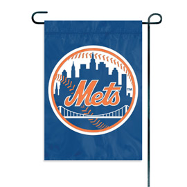 New York Mets Garden / Window Flag