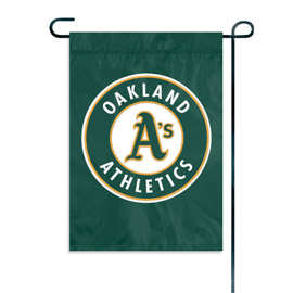 Oakland Athletics Garden / Window Flag