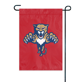 Florida Panthers Garden / Window Flag