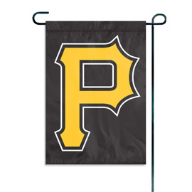 Pittsburgh Pirates Garden / Window Flag