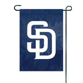 San Diego Padres Garden / Window Flag