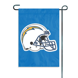 Los Angeles Chargers Garden / Window Flag