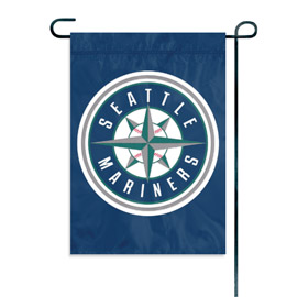 Seattle Mariners Garden / Window Flag