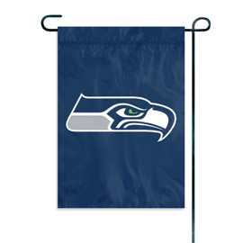 Seattle Seahawks Garden / Window Flag