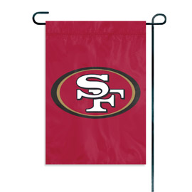 San Francisco 49ers Garden / Window Flag