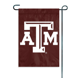 Texas A&M Aggies Premium Garden Flag
