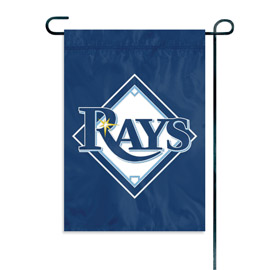 Tampa Bay Rays Garden / Window Flag