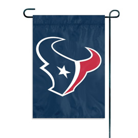Houston Texans Garden / Window Flag