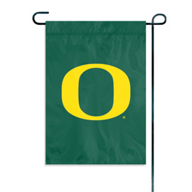Oregon Ducks Premium Garden Flag