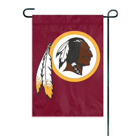 Washington Redskins Garden / Window Flag