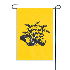 Wichita State Shockers Garden / Window Flag