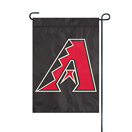 Arizona Diamondbacks Premium Garden Flag