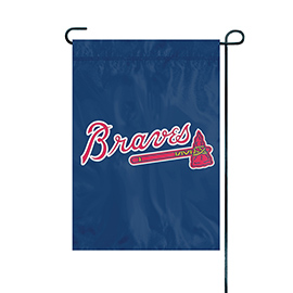 Atlanta Braves Premium Garden Flag