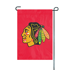 Chicago Blackhawks Premium Garden Flag