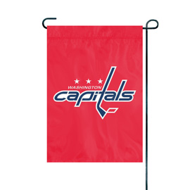 Washington Capitals Premium Garden Flag