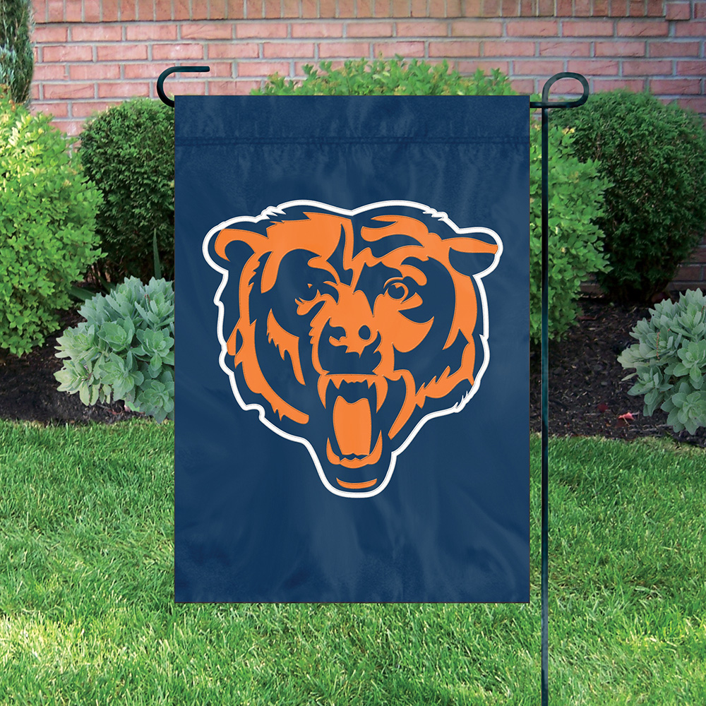 Chicago Bears Premium Garden Flag