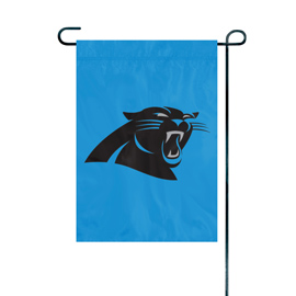 Carolina Panthers Premium Garden Flag
