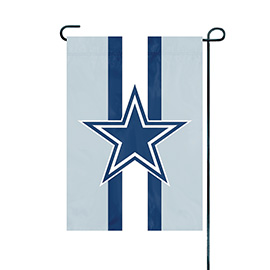 Dallas Cowboys Premium Garden Flag