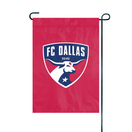 FC Dallas Premium Garden Flag