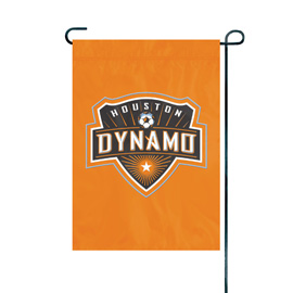 Houston Dynamo Premium Garden Flag