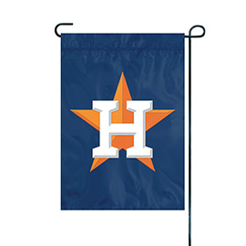 Houston Astros Premium Garden Flag