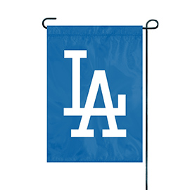 Los Angeles Dodgers Premium Garden Flag