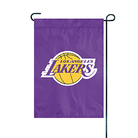 Los Angeles Lakers Premium Garden Flag