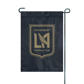 Los Angeles FC Premium Garden Flag
