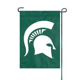 Michigan State Spartans Premium Garden Flag