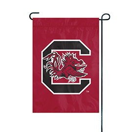 South Carolina Gamecocks Premium Garden Flag
