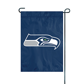 Seattle Seahawks Premium Garden Flag