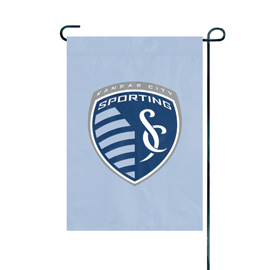 Sporting Kansas City Premium Garden Flag